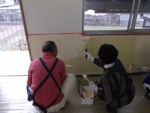 AM 屋内塗装
